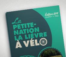 La Petite-Nation La Lièvre à vélo